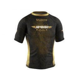 Short sleeve rashguard SPEED LADIES kids