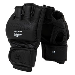 MMA Gloves MATE BLACK COMBAT