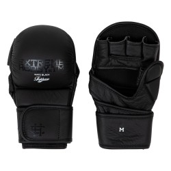 MMA Gloves MATE BLACK TRAINING