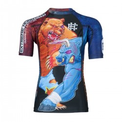 Short sleeve rashguard KIDS BULL & BEAR