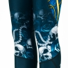 Leggings for women SKULL ROSE
