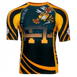 Short sleeve rashguard WASP