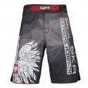 Grappling shorts POLSKA grey do MMA