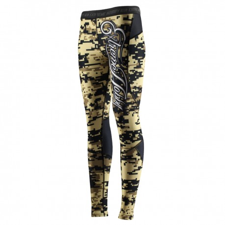 Leggings for women DIGITAL CAMO sandy