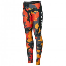 Leggings for women WORKOUT orange