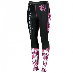 Leggings for women PINK TEDDY BEAR