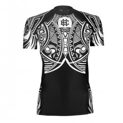Short sleeve rashguard women MOKO