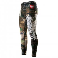 Leggings for men POLSKA camo