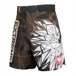 Athletic shorts POLSKA CAMO