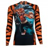 Longsleeve rashguard women TIGRESS