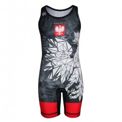 Wrestling suit kids POLSKA