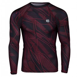 Longsleeve rashguard BASIC SHADOW