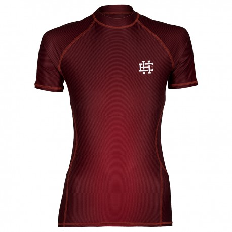 Short sleeve rashguard damski ACTIVE