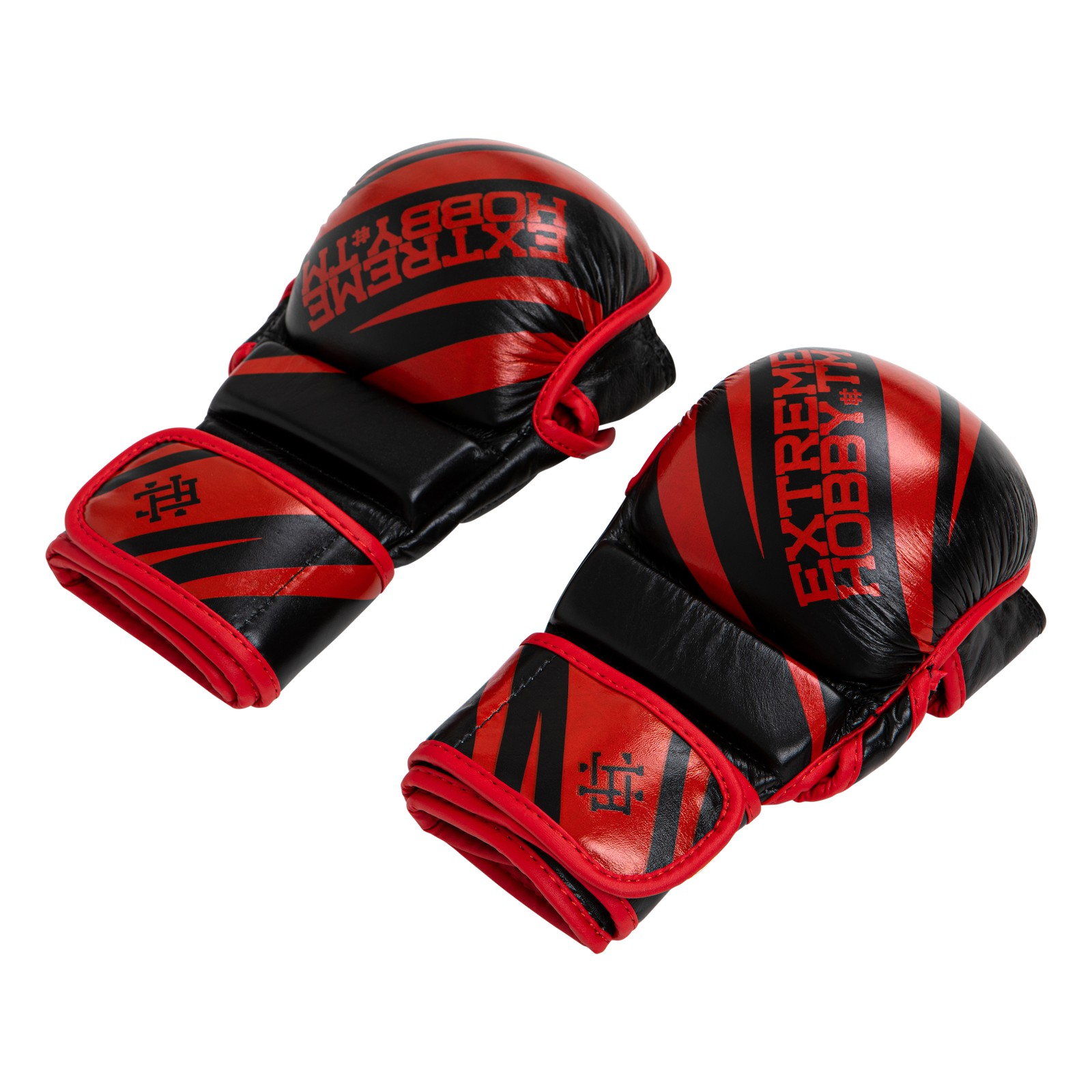 Extreme Hobby Rukavice MMA CORE RED TRENING
